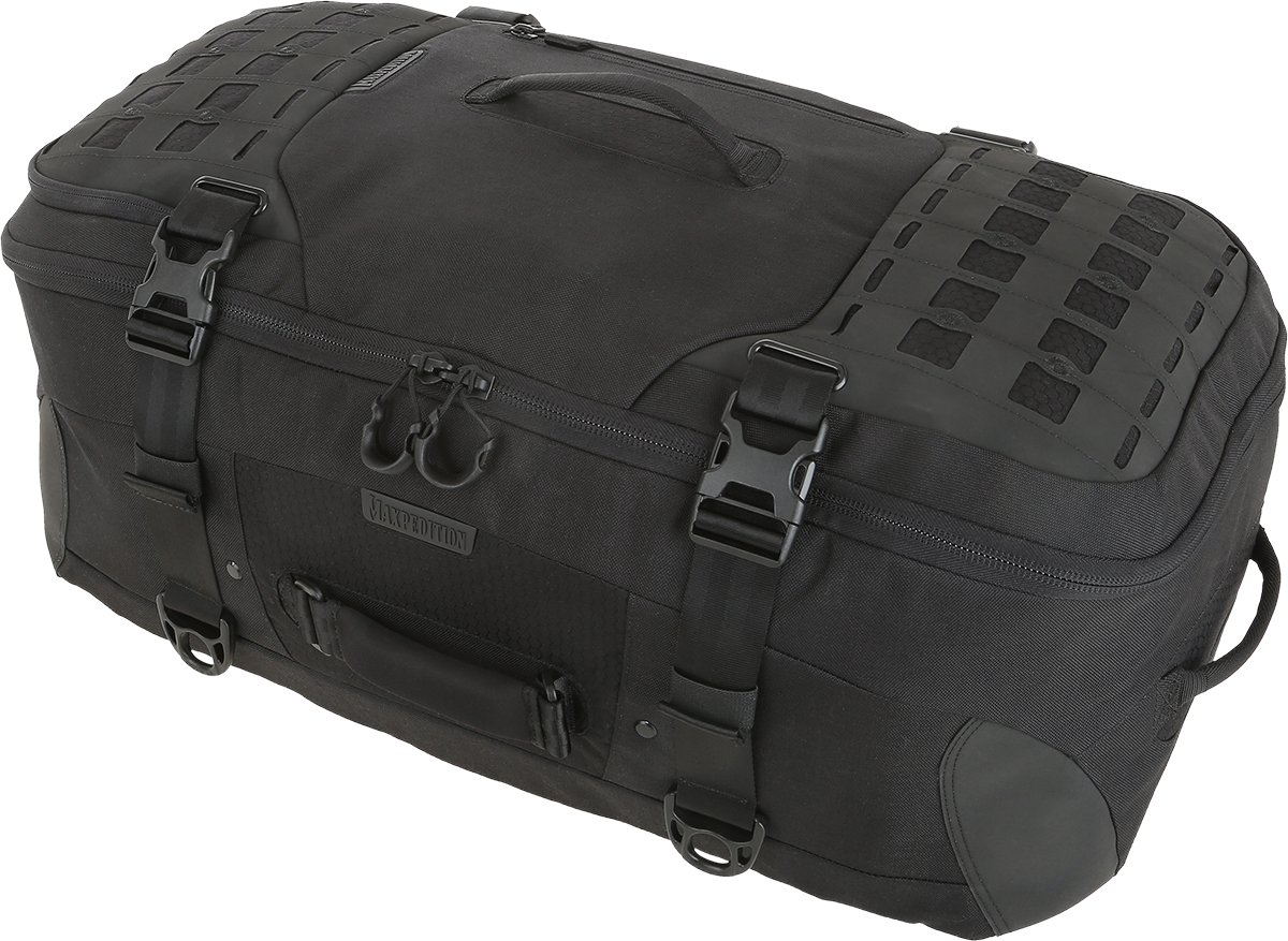 Maxpedition TTEMXBLK Roll Up Tote Black