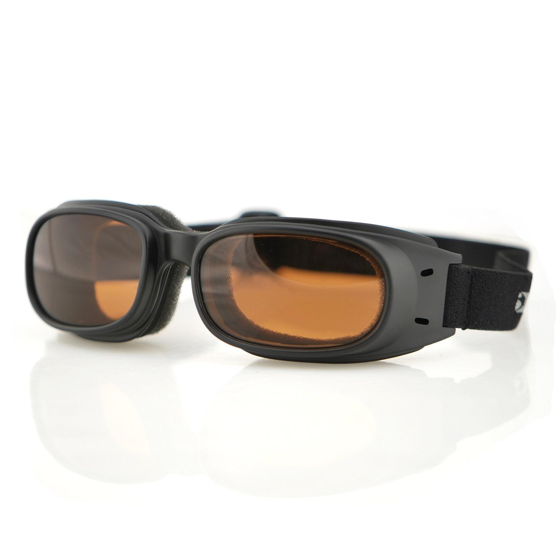3e40034109f Bobster piston goggles black frame amber lens ebay jpg 1500x1500 Goggles  black bobster cruiser