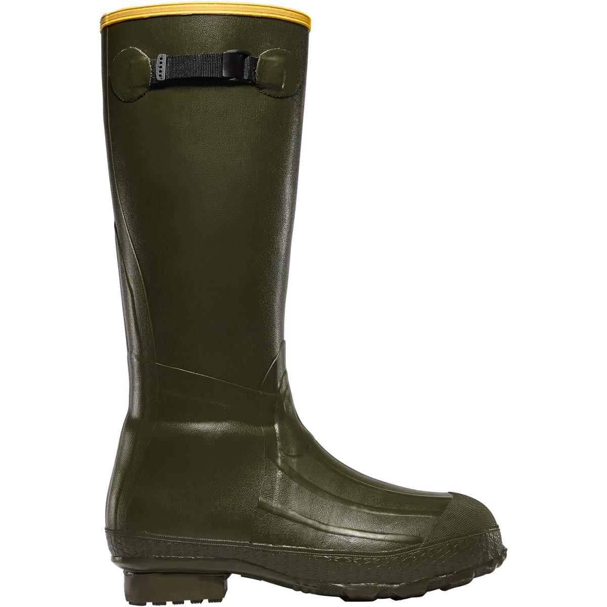 pour Od de 26604012 Burly Boot Hunting Green 12m Botte Lacrosse 18 Burly po Classic Homme classique chasse 12m de 26604012 Vert TdRfnq8